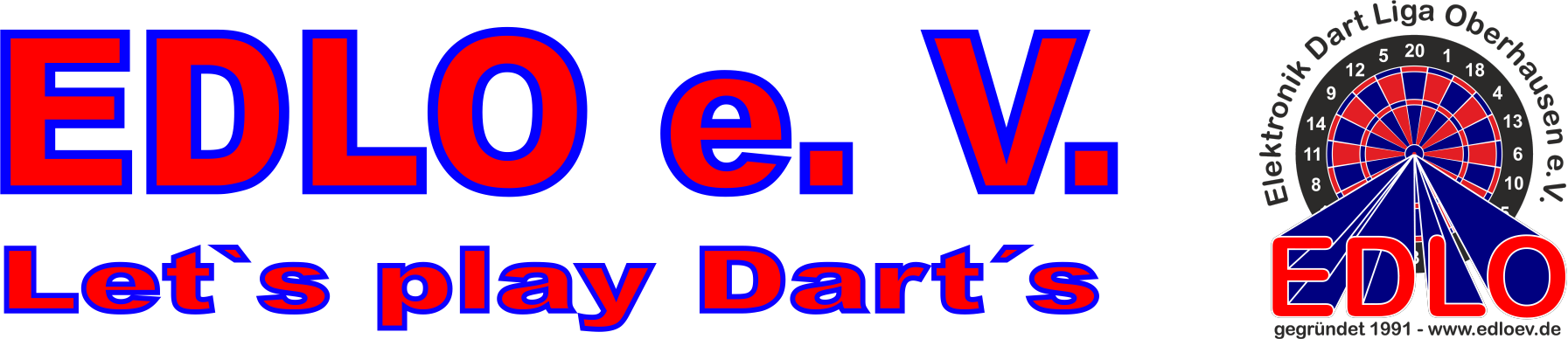 Let´s play Darts! - EDLO e.V.
